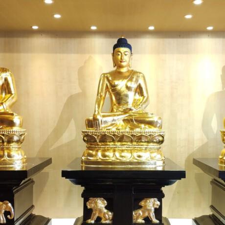 彌陀蓮舍 佛像修復及翻新