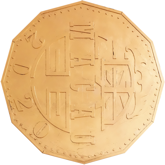 Alchemist Project – Gold $5 Coin 交子計劃 – 金伍蚊雞