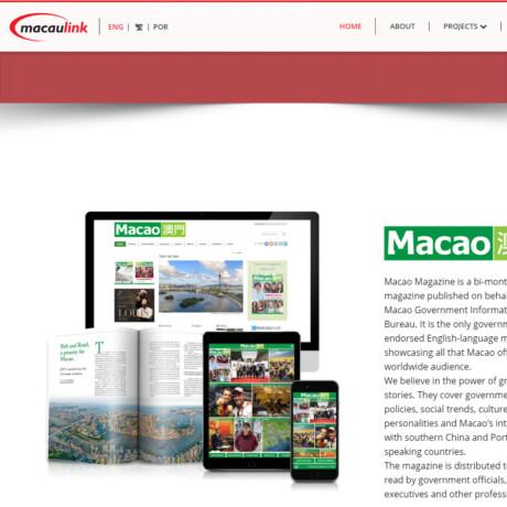 Macaulink  , Web Design